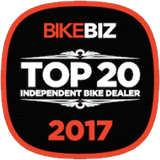 Bike Biz Top 20 Independent Bike Dealer