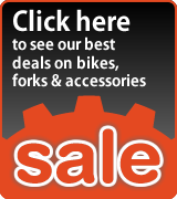 Click here to see all our best deals on bikes, forks and accessories